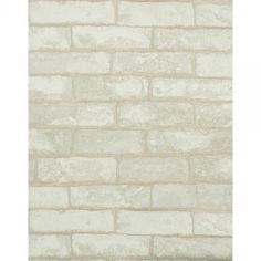 Rustic Brick RN1029 Wallpaper York Wallcoverings - Wallpaper