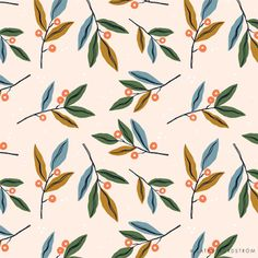 Discover recipes, home ideas, style inspiration and other ideas to try. Motif Design, Surface Pattern Design, Pattern Art, Pattern Designs, Pattern Drawing, Motif Floral, Floral Prints, Floral Pattern Print, Fabric Print Design