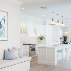 Hamptons & French Style Flooring Ideas
