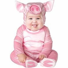 Baby Pig Dress Up Costume