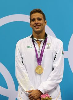 I've got a weakness for olympic swimmers <3