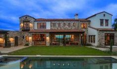 An Italian farmhouse in Texas with brilliant contemporary details