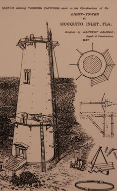 Read more about Ponce De Leon Inlet lighthouse at http://www.myhearttravels.com/2013/04/03/ponce-de-leon-inlet-lighthouse-museum/