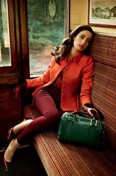 VJuliet: Ted Baker AW'13 Look Book