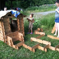 Earthplay StoreBuilder Boards - Roof Kit |
