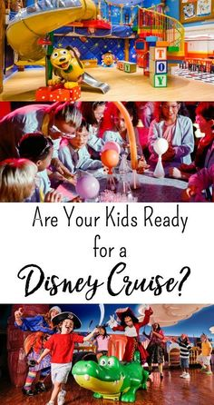 If you are looking to plan a family cruise, you want to be sure they are ready for the experience and it will be worth the money you spend. Are your kids ready for a Disney Cruise?  Take a look below at a few questions to ask yourself before planning a Disney Cruise. When you answer these questions, you might be able to decide if a Disney Cruise is right for you.
