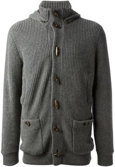 Brunello Cucinelli hooded cardigan - Click the link to purchase this item or find out more about it :)