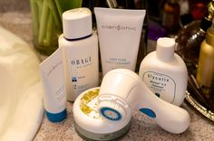 summer to fall skincare routine with clarisonic: What's the difference and why it matters beauty skin combination skin type clarisonic mia 2 goodtomicha college blogger fashion blogger black girl blogger lifestyle blogger healthy skin eminence obagi