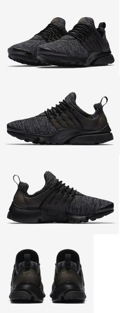 Athletic 15709: Men S Nike Air Presto Ultra Breathe Shoes Black 898020-001  Size