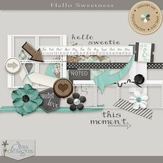 Hello Sweetness | SAS Designs