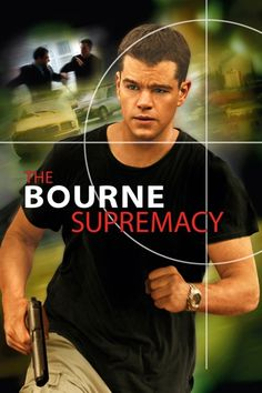 Great Movies, New Movies, Movies To Watch, Matt Damon Jason Bourne, Bourne Movies, Basketball Movies, Bourne Supremacy