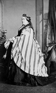 Her Royal Highness The Duchess of Cambridge (1797-1889) née Her Serene Highness Princess Augusta of Hesse-Kassel, 1864