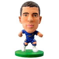 SoccerStarz Chelsea F.C. Eden Hazard - Rs. 499 Official #Football #Figurines from leading clubs across Europe.