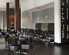 Modern Restaurant Design : Vesu Restaurant by Arcsine Architecture and Bellusci Design