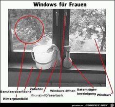 funpot: Windows fuer Frauen.jpg von Karsten