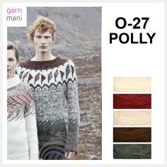 no - Spesialist på islandsk garn Men Sweater, Beige, Sweaters, Fashion, Threading, Moda, La Mode, Pullover, Men's Knits