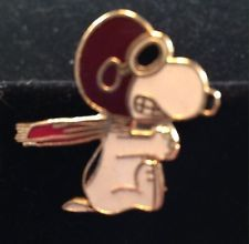 Collectible Peanuts Snoopy Pin