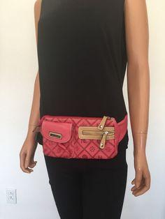 Nicole Lee Bag Fanny Pack Designer Fashion Pink Female   | eBay