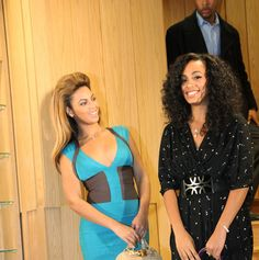 beyonce and solange as kids | Beyonce & Solange Knowles ...