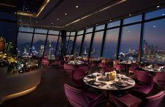 Le 188° Restaurant & Lounge at Harbour Grand Hong Kong Hotel #Dining #HongKong