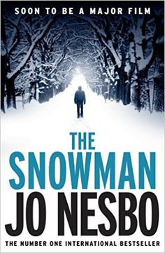 Image result for the snowman jo nesbo book
