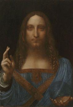 Leonardo da Vinci, Salvator Mundi, ca. 1500