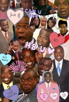tribute to Mr. Moseby