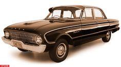 In pics: History of the Ford Falcon, australia