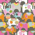 Bailey by Maude Asbury - Caravan in Pink