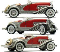 1935 Duesenberg SSJ Roadster... Clark Gable