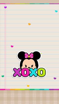 Xoxo mini wallpaper Cute Wallpaper Backgrounds, Wallpaper Iphone Cute, Glitter Wallpaper, Disney Wallpaper, Colorful Wallpaper, Screen Wallpaper, Cute Wallpapers, Mobile Wallpaper, Iphone Wallpapers