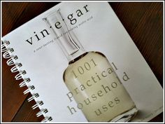 101 MORE Uses for Vinegar!  This is great.  Lots of tips on how to clean all sorts of things without using harsh chemicals.  Love it.