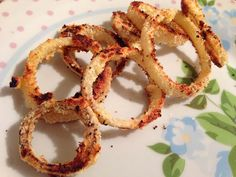A Slice of My Life Wales: Recipe : Slimming World Syn Free Onion Rings & Fishcakes