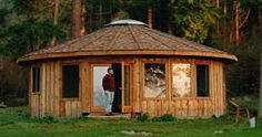 perfect little yurt