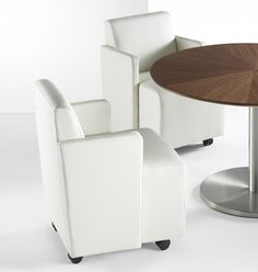 Type 2 / Roundabout Office Lounge Seating Gunlocke