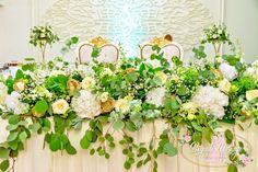 Aranjamente Florale Prezidiu / Masa Miri Vatra Dornei - Suceava - Bistrita 2021 ~ Bogadi Mariage Weddings