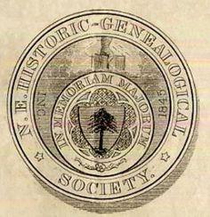 NEHGS emblem