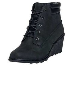 #FashionVault #Timberland #Women #Footwear - Check this : TIMBERLAND WOMENS Black Footwear / Boots 6 for $69.99 USD