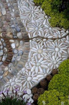 AMAZING Pebble Garden 2015