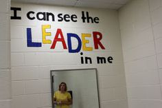 CONCORD, N.C. – On the W. M. Irvin Elementary School campus, there are motivational messages, unique names for the hallways and spirited bulletin boards for a new approach the school is launching for the 2013-14 academic year, which begins next week.