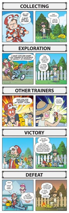 Pokémon - We Could All Learn a Thing or Two From the NPCs
