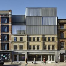 Curtain Road by Duggan Morris Architects