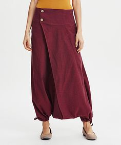 Take a look at this Maroon Party Shalwar Pants today!