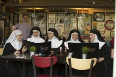 Nunsense II - The Second Coming! Apr 10 - 26 2015 at Raven Windsor. Last year's show played to sell-out crowds, and they're all back in this hilarious new musical! www.raventheater.org