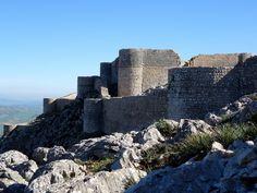 La kasbah Almoravide du Jebel Amergou, Région de Taounate