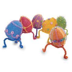 Easter Egg Friends :)