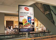 Preistafel für The Chicken Store #menu #layout #design #menu #recklinghausen #gelsenkirchen #werbeagentur #thechickenstore www.canberry.eu
