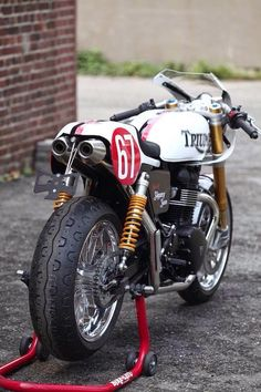 RocketGarage Cafe Racer: Spirit of Slippery Sam