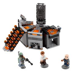LEGO® Star Wars™ - Carbon Freezing Chamber 75137