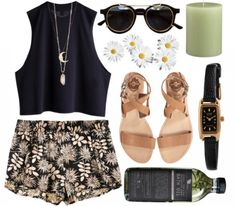 Coachella 2014 Fashion Essentials | Her Campus - Ready for the weekend!!